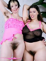 Ember & Rebeka Kane Hooked Again and Kinzy Jo Birthday Suit Summer Camp